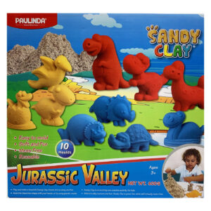MasterHomeBabySabbiaCinetica Dinosauri