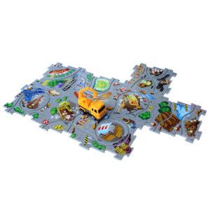 MasterHomeBaby Pumo pista puzzle