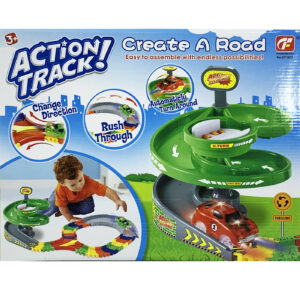 MasterHome Baby ACTION TRACK! ROTARY 1