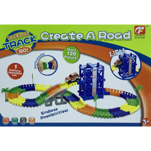 MasterHome Baby CREATE A ROAD 120 Pz LIFT1