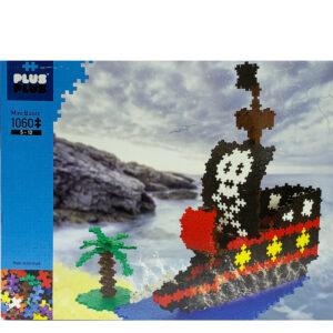 MasterHome Baby PLUS PLUS PRESENTAZIONE MINI BASIC 1060 - NAVE PIRATA