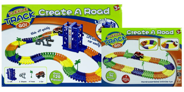 MasterHome Baby CREATE A ROAD! LIFT BASIC 192Pz