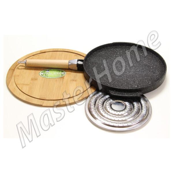 kit cucina black tondo