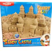 sandy castle scatola