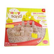 sabbia con formine castello
