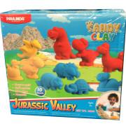 scatola Jurassic Valley
