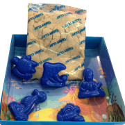 scatola sea life aperta