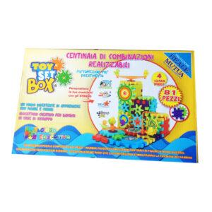 scatola toy box