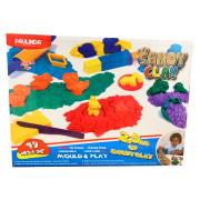 scatola 2,5kg sabbia cinetica colorata